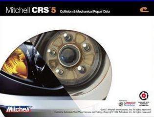 Mitchell Collision Repair Series (CRS) Ver.5.5 - Информа