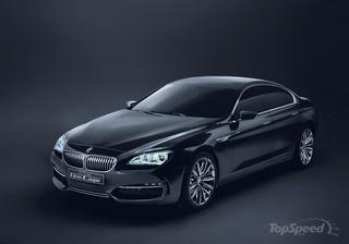 BMW Gran Coupe пустят в производство во второй четверти 2012 года.