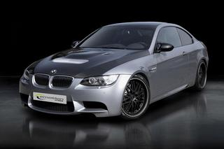 Emotion Wheels тюнингует BMW M3 (E92)