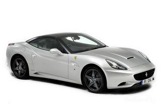 2010 Ferrari California Bi-Colore Special Edition