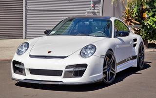 2010 Porsche 997 Turbo V-RT от Vorsteiner