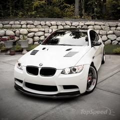2010 BMW M3 E92 Coupe от ARKYM
