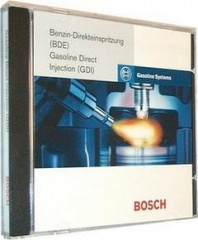 BOSCH CD: Gasoline Direct Injection (GDI). Benzin Direkteinspritzung (BDE) - Полное описание принцип