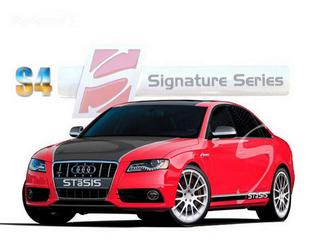 2011 Audi S4 от Stasis Engineering