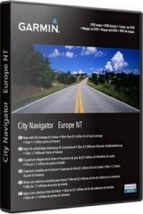 Garmin City Navigator Europe 2011.20 - Карта City Navigator Europe NT