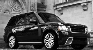 Project Kahn: Range Rover RS500