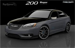 2011 Chrysler 200 Super S от Mopar